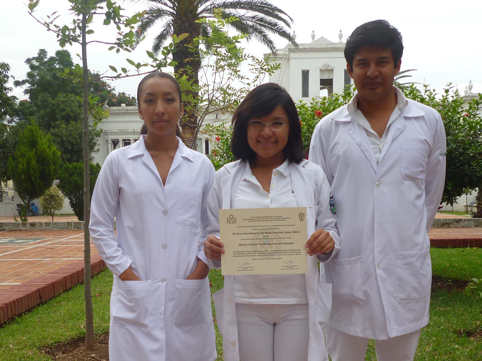 Facultad de Medicina @UABJO destaca en Congreso Panamericano de ...