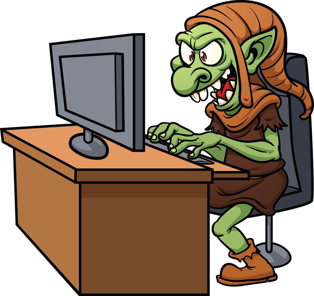Ultima hora: Shamu es Troll