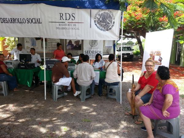 Juchitán emprende con SEDESOL (1)