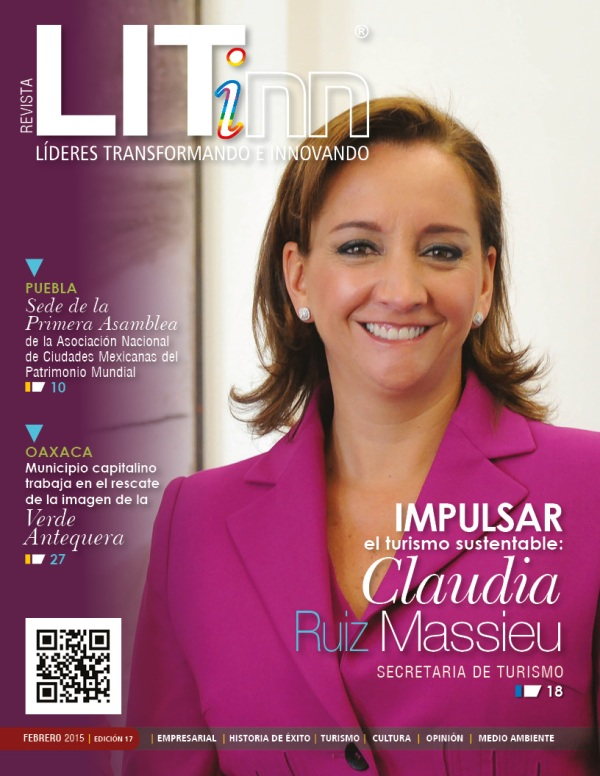 PORTADA LITINN_Feb2015_Claudia Ruiz Massieu_WEB