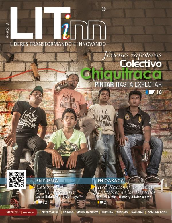 PORTADA LITINN_Mayo2015_Colectivo Chiquitraca_WEB